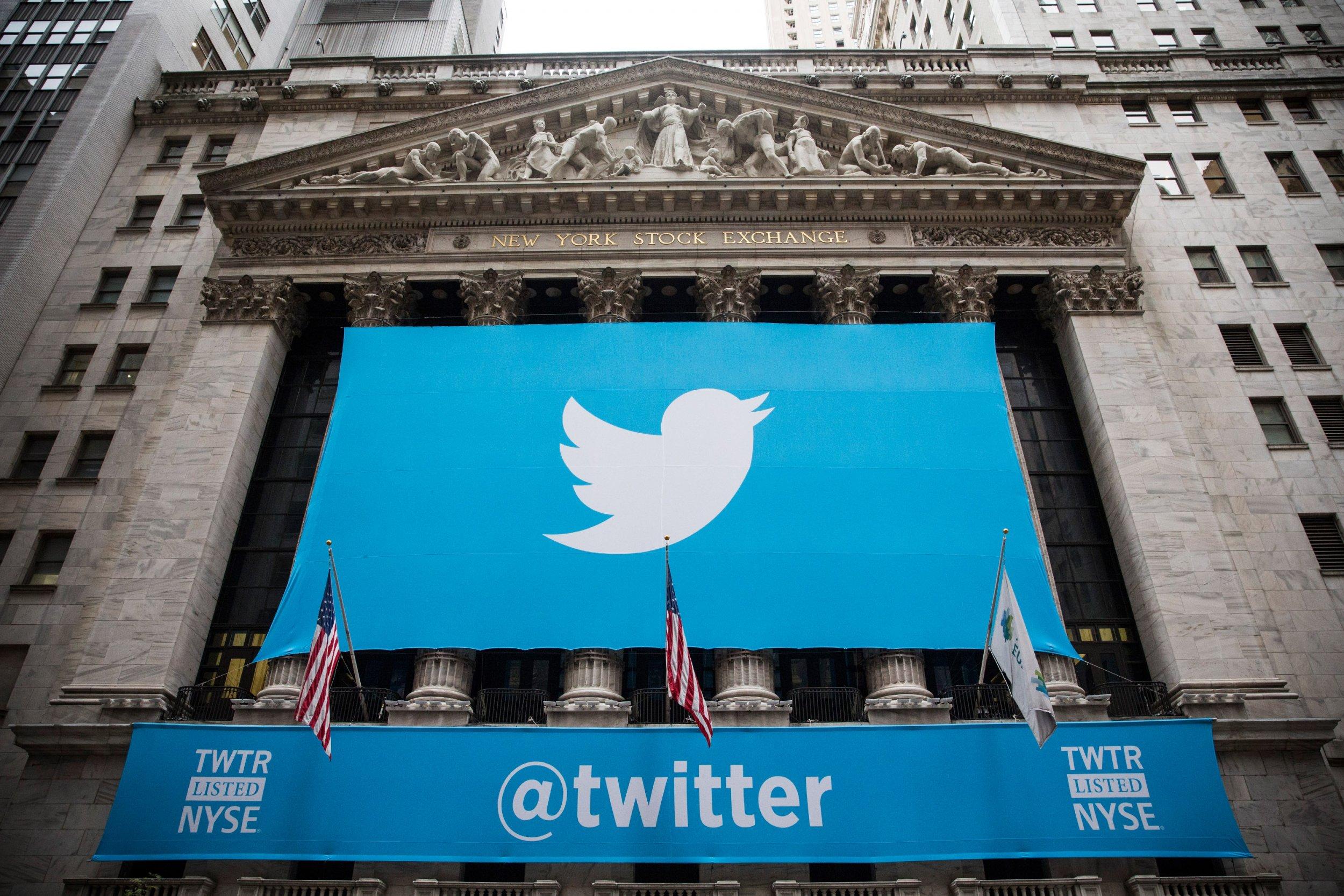 Twitter stock market