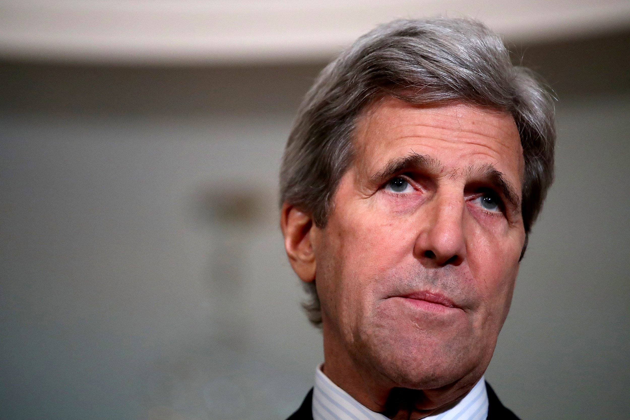 Kerry is quietly seeking to salvage Iran deal he helped craft