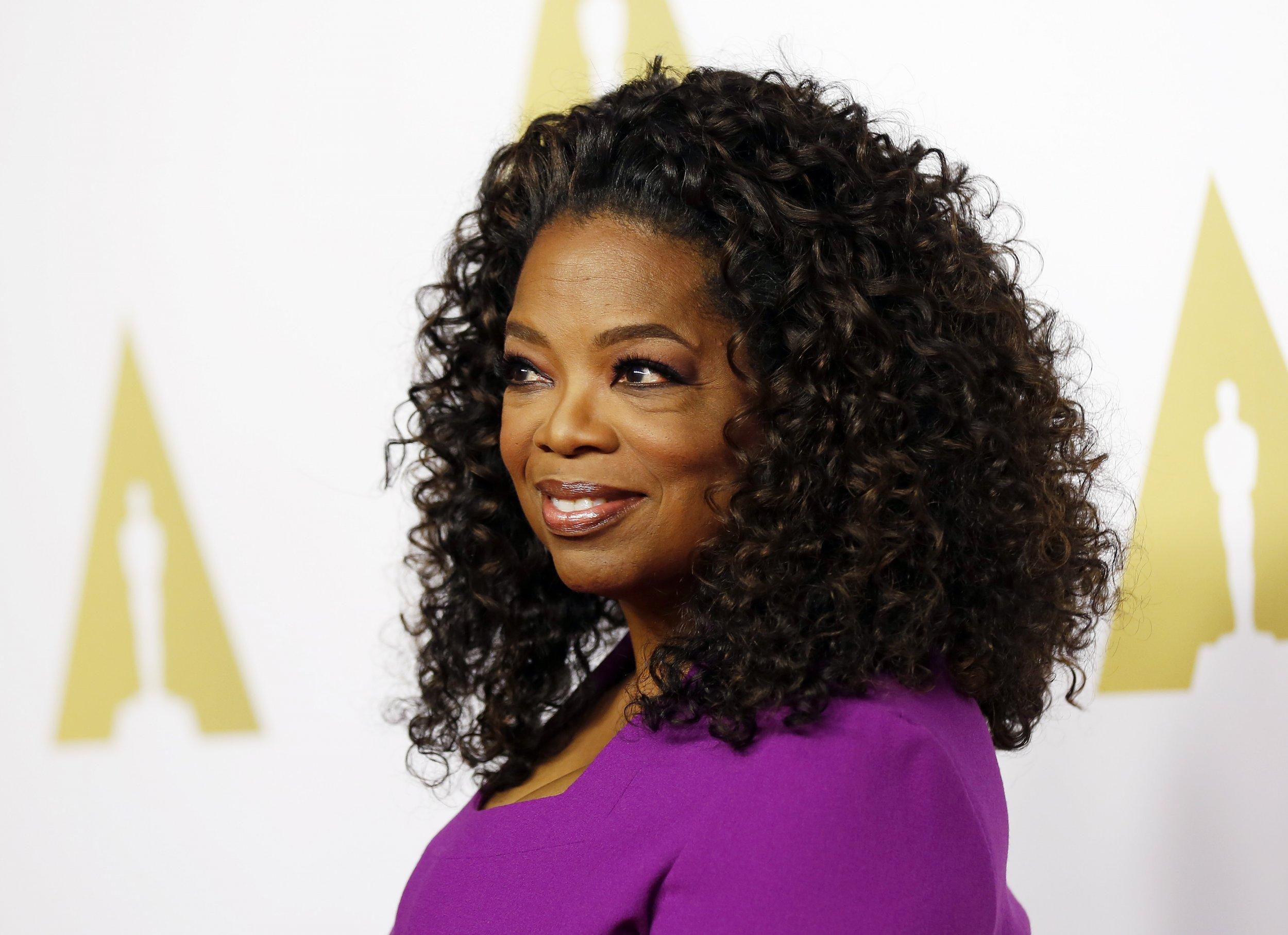 5-2-16 Oprah Winfrey