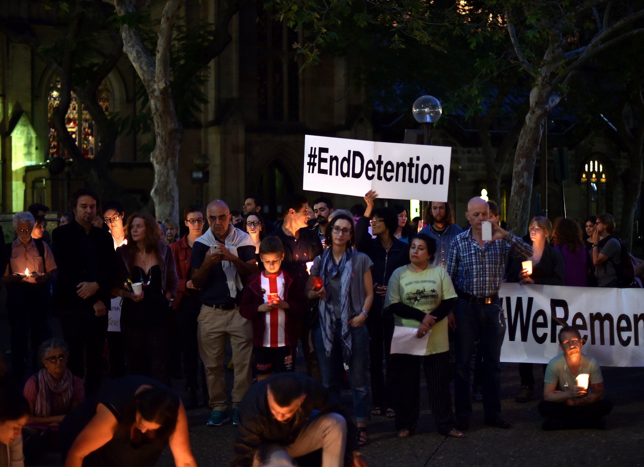 Nauru Australia Refugees Migrants