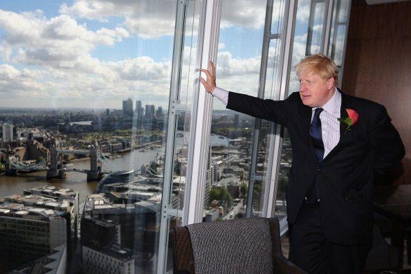Boris Johnson London Mayor