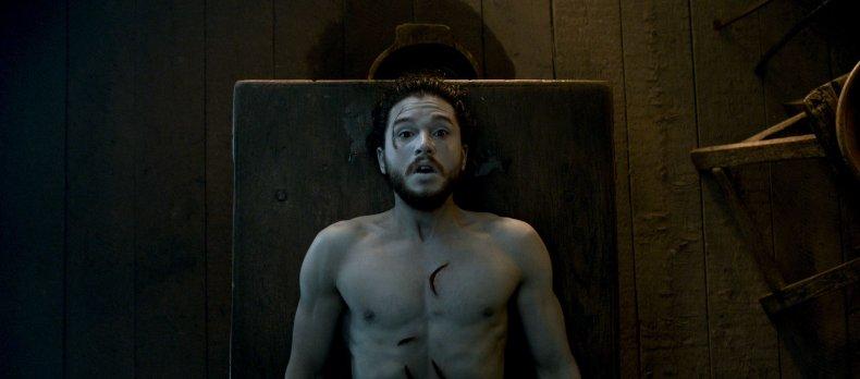 Game of Thrones Jon Snow lives