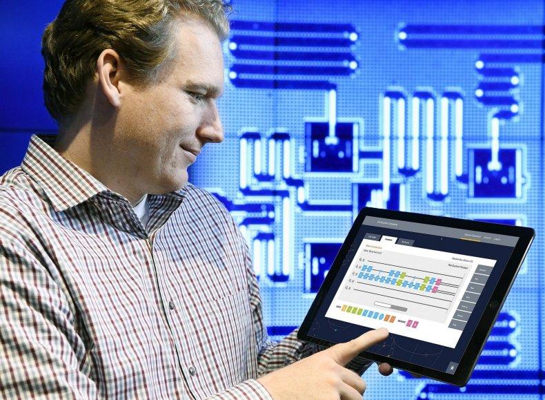 ibm quantum computing Cloud internet