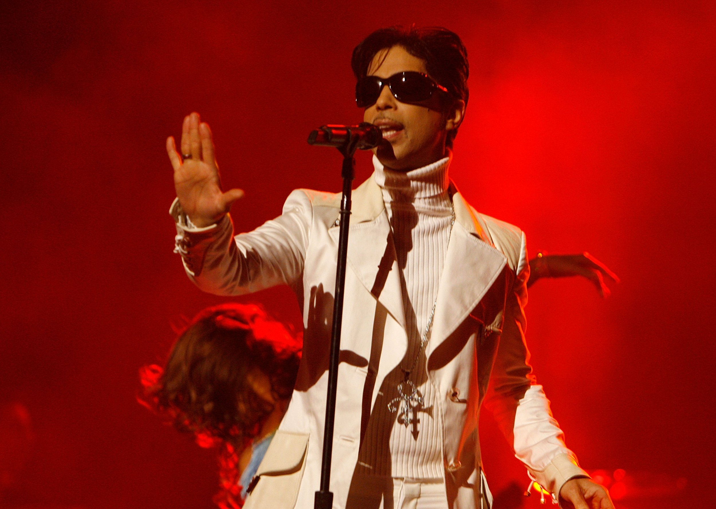Prince in 2007