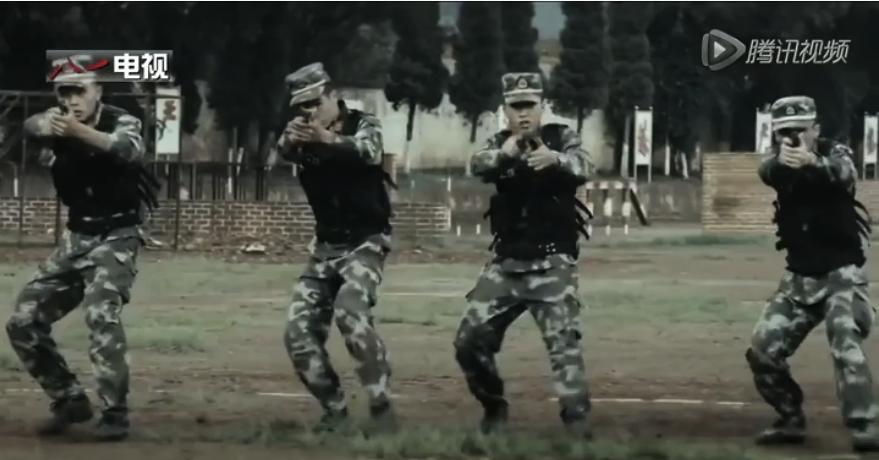 china asia military recruitment