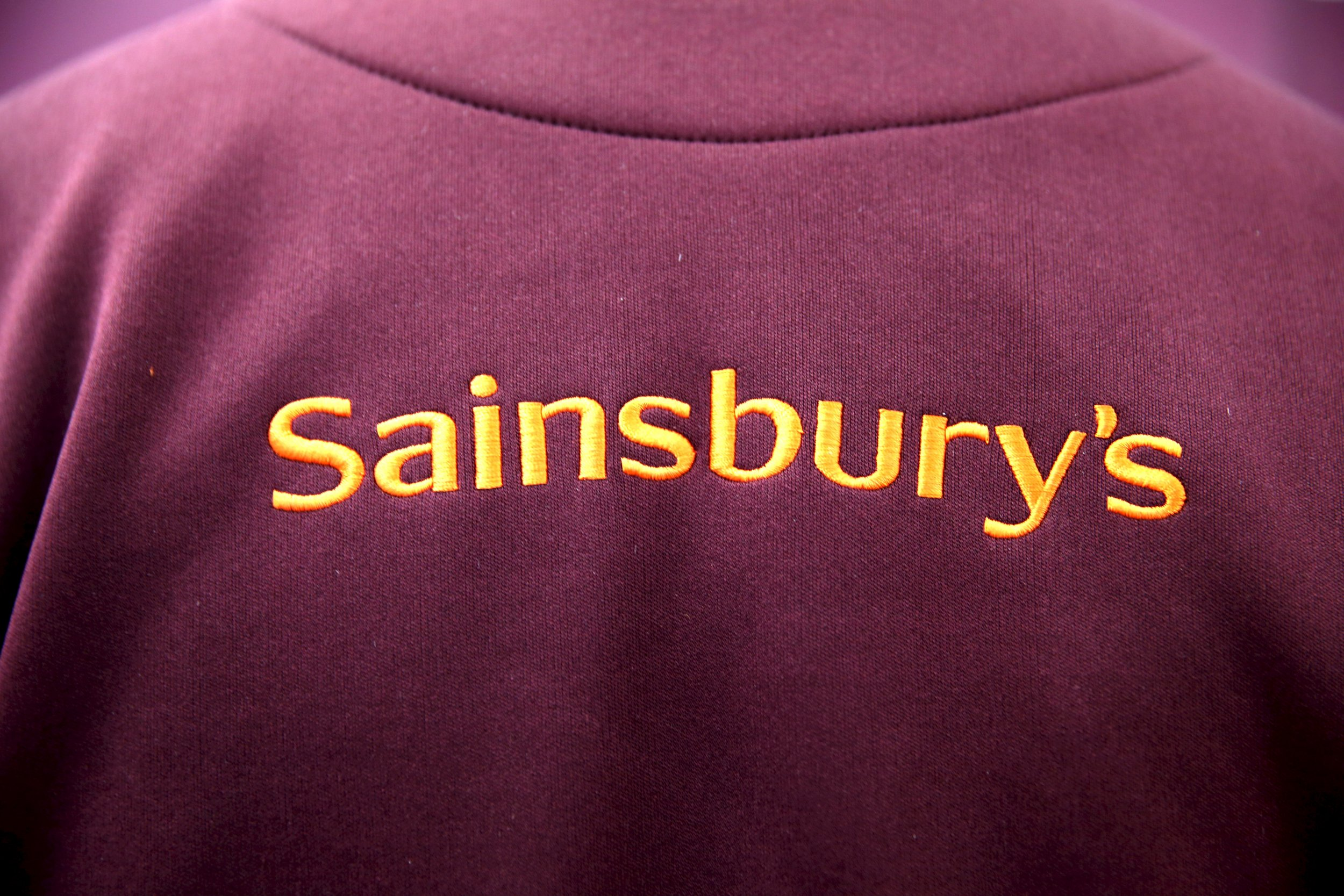 Sainsbury's uniform