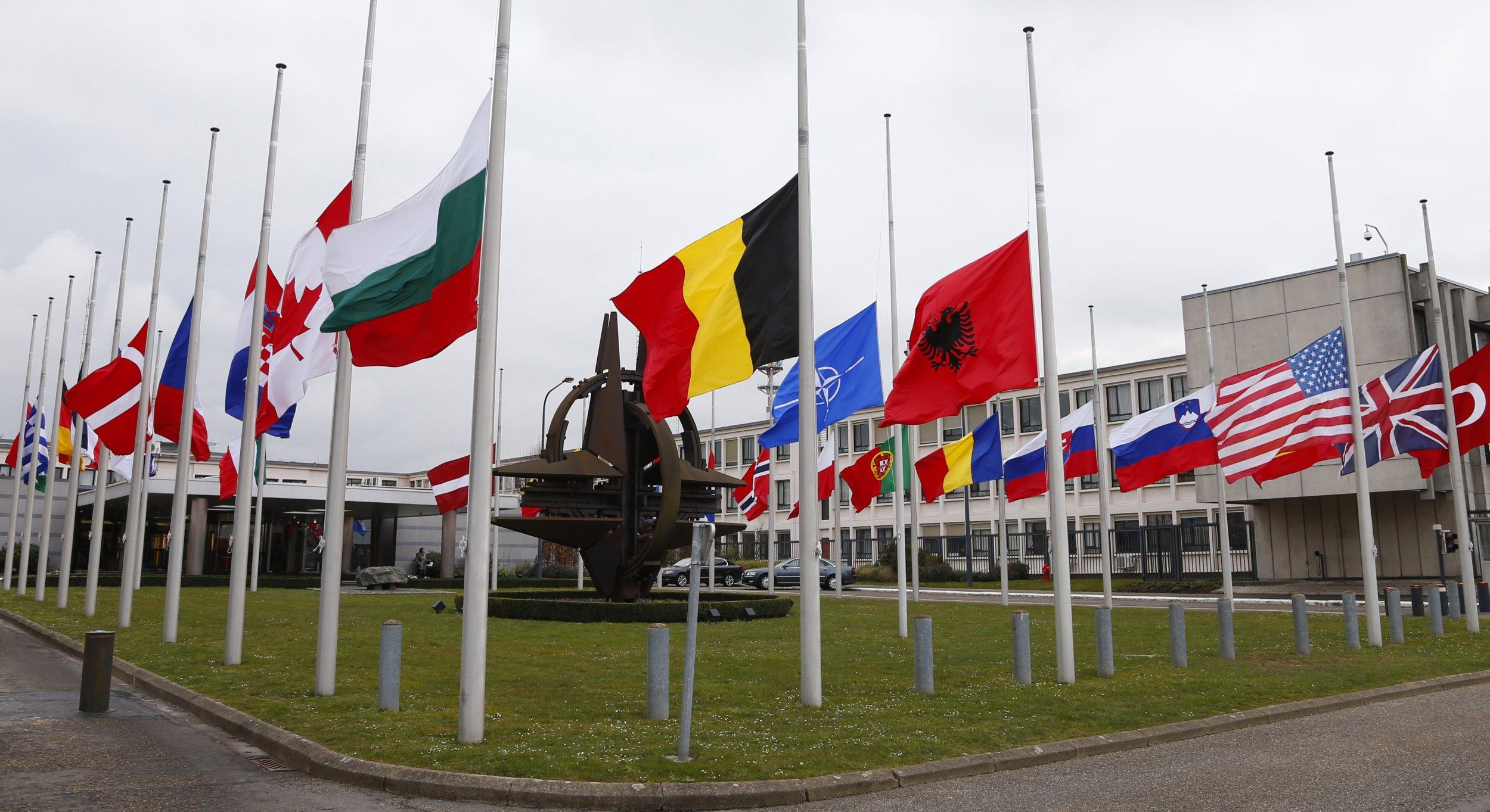 Brussels NATO Belgium Europe