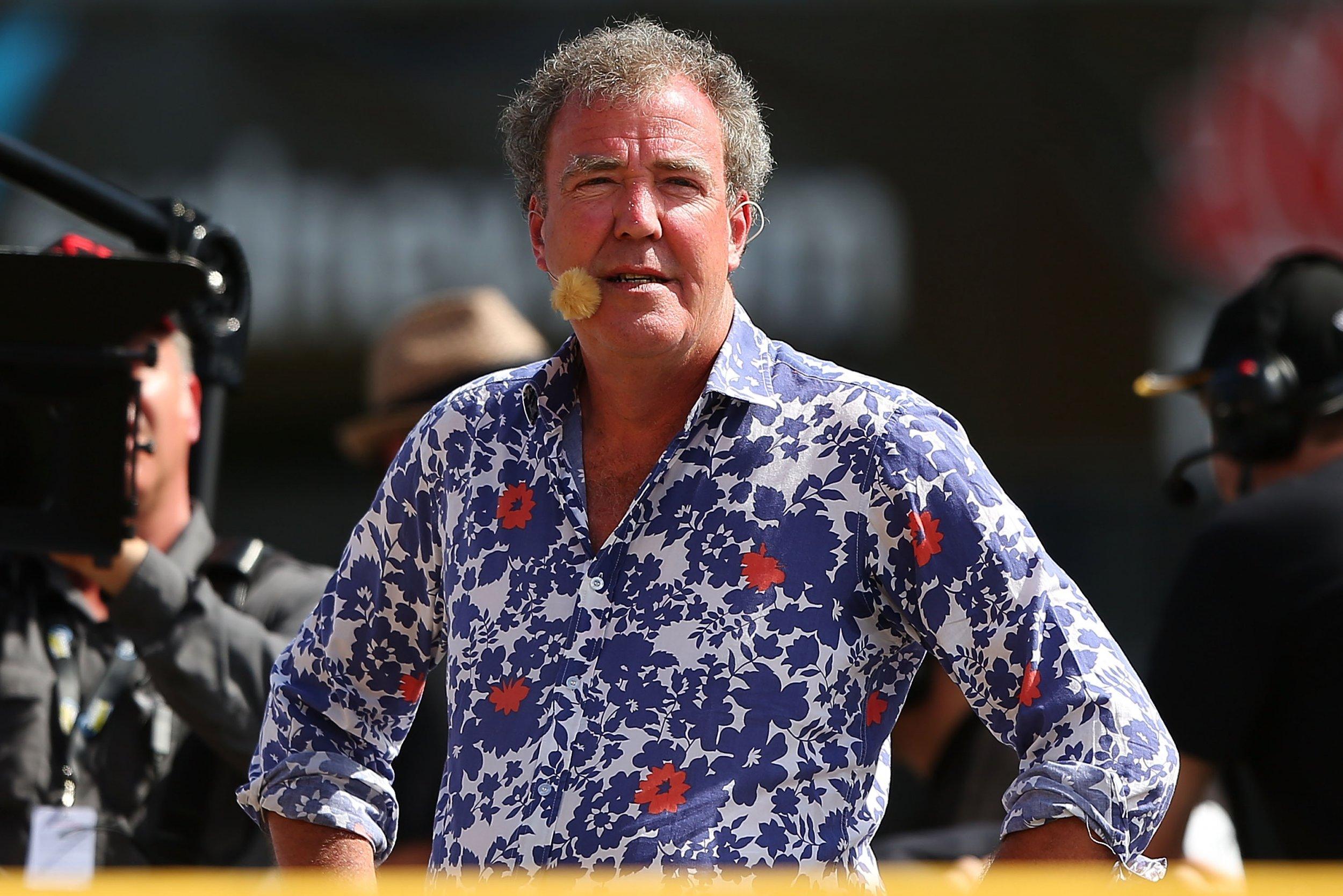 Jeremy Clarkson in 2013