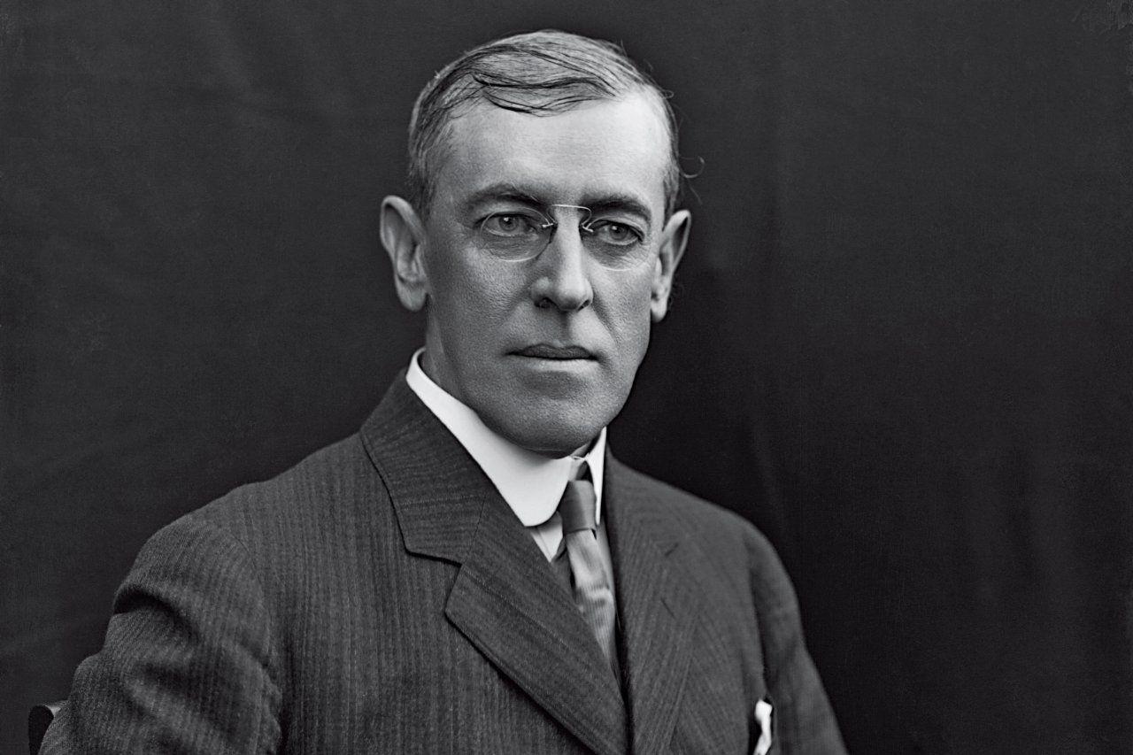 Mystery Man Woodrow Wilson