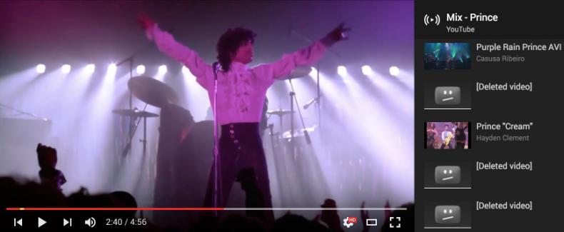 Prince Playlist