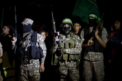 Hamas Middle East Palestinians