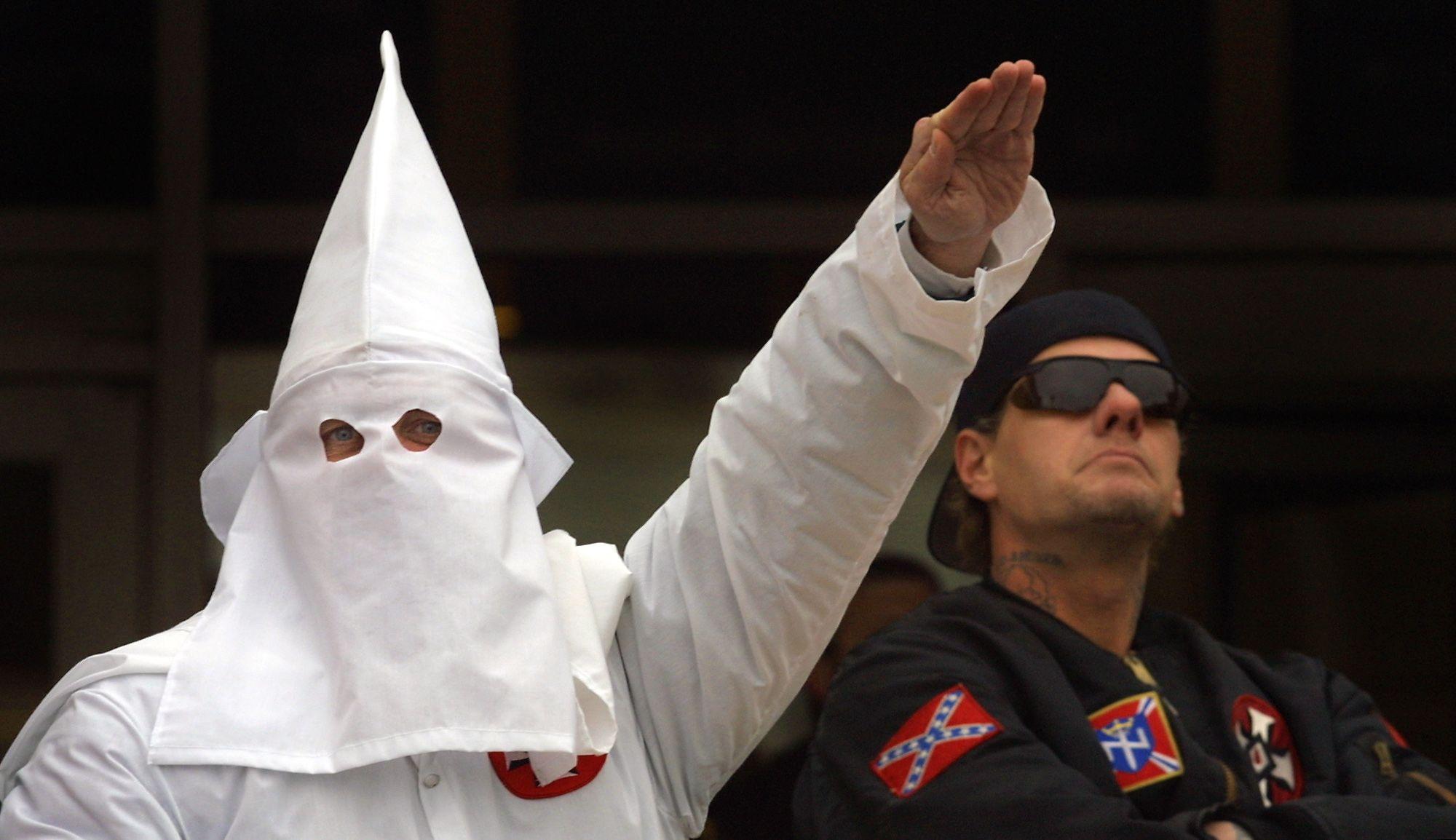 David Duke Trump Jews