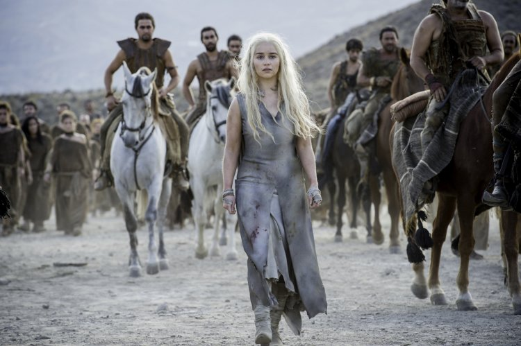 Game of Thrones 6x03 - Daenerys
