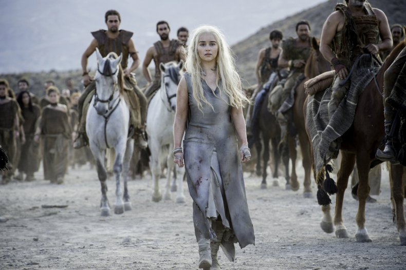 Game of Thrones 6x03 - Daenerys