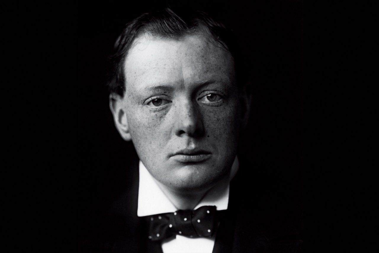 before he was churchill new biography of young winston
