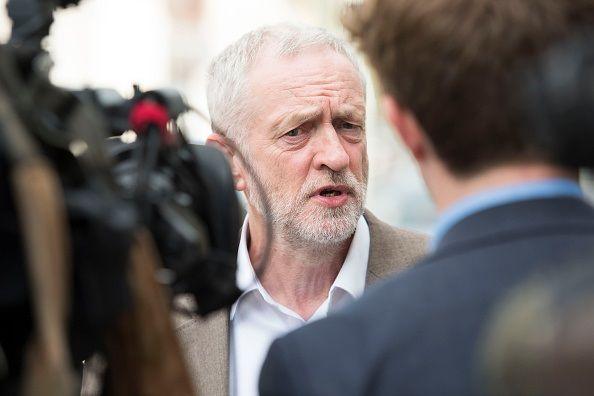 Corbyn Local Elections