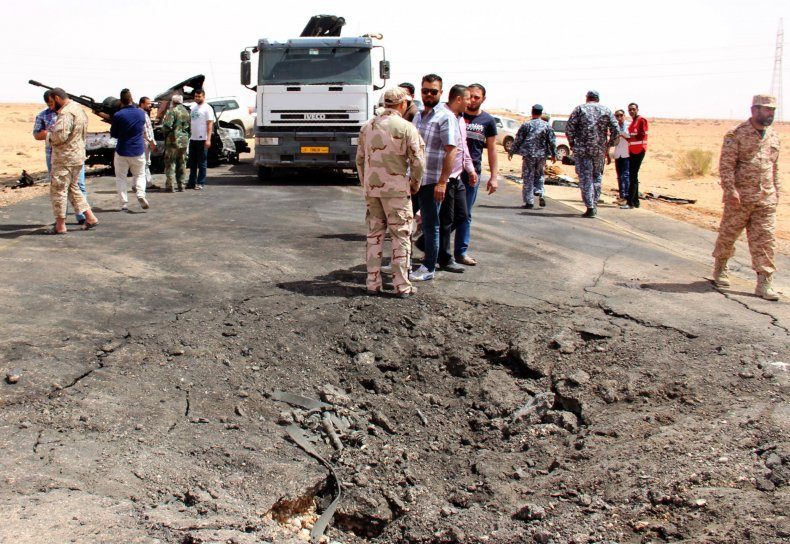 Misrata Libya ISIS