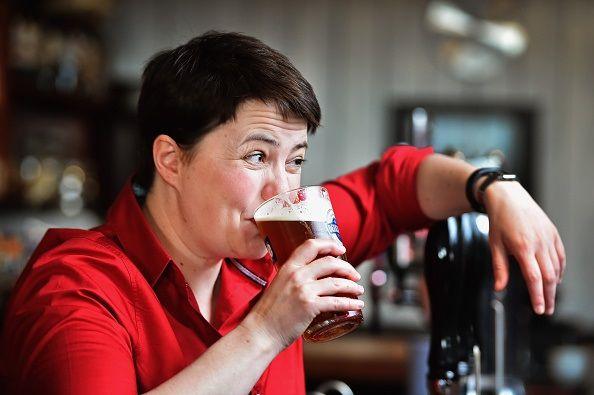 Ruth Davidson Scottish Elections