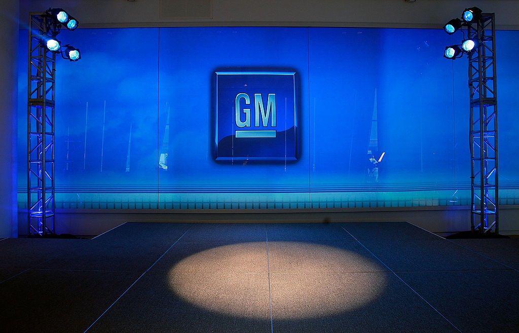 general motors self-driving taxi lyft
