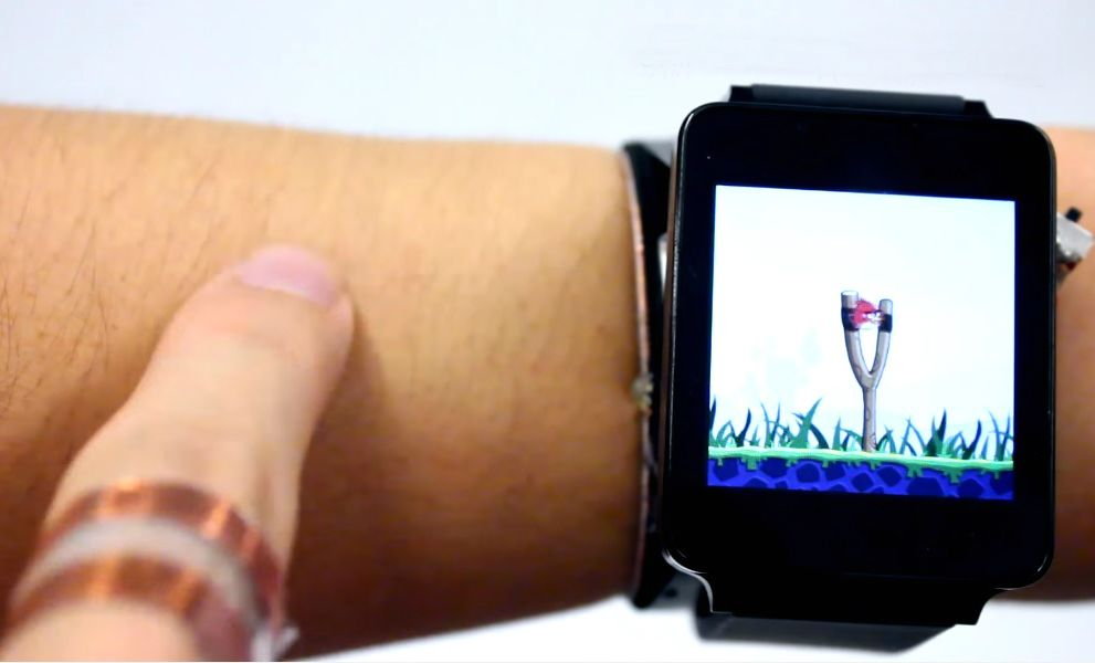 wearable skintrack smart ring smartwatch