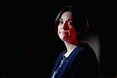 Kezia Dugdale Scottish Labour