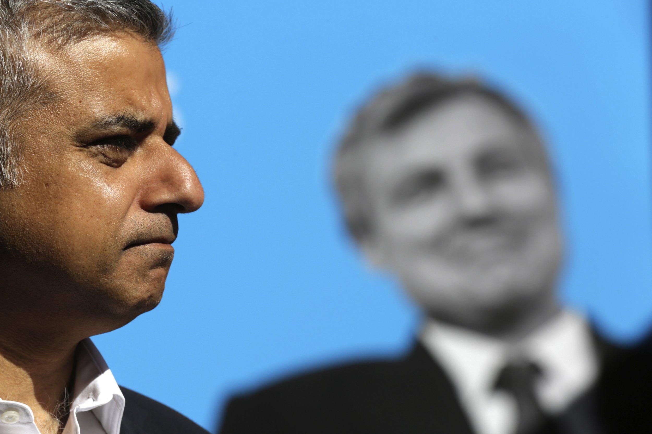 London Mayor Race: It Is Wrong to Focus on Sadiq Khan's ... Sadiq