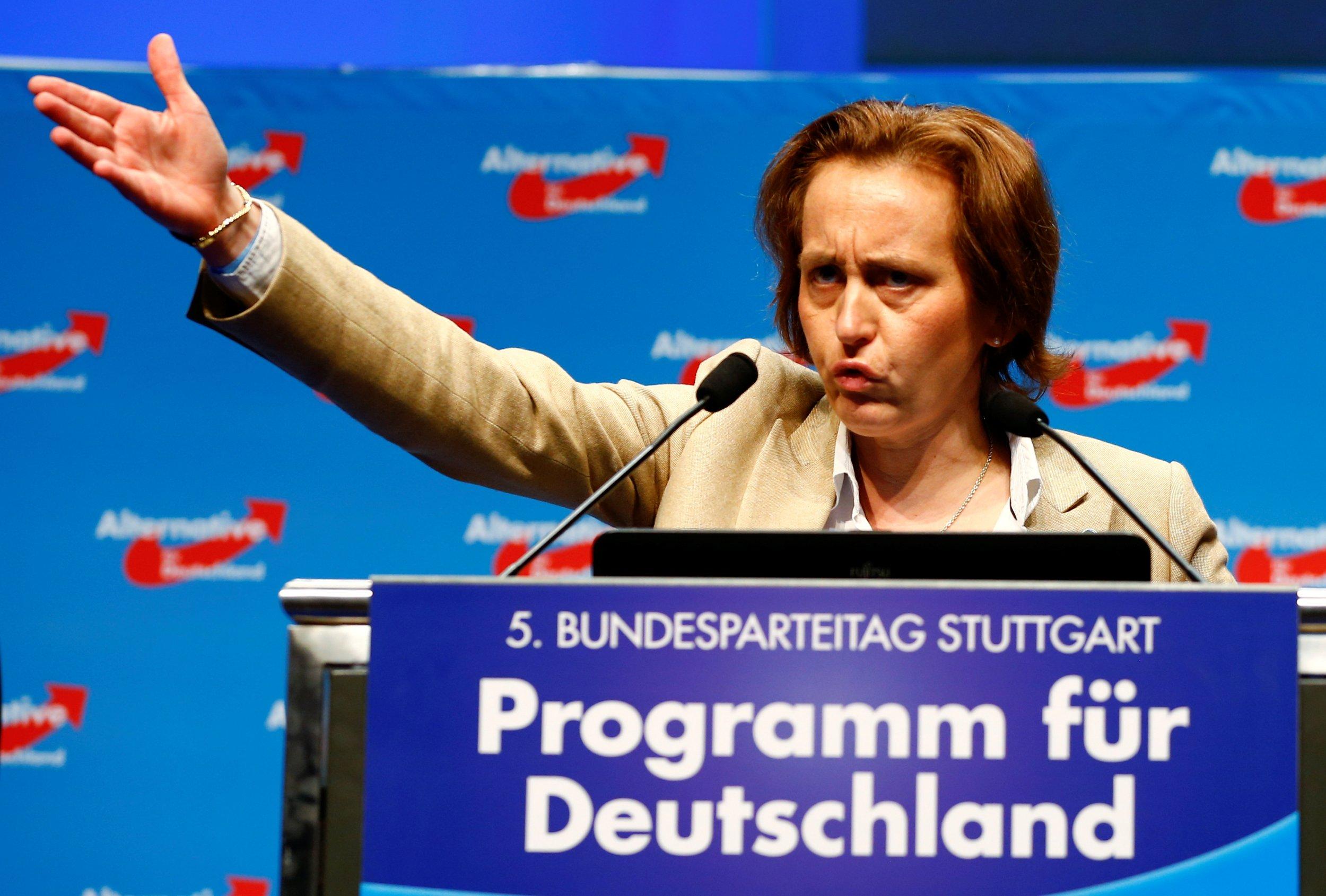 Beatrix Von Storch AFD