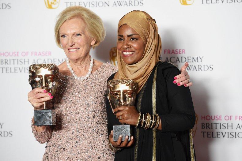 Bake Off wins BAFTA