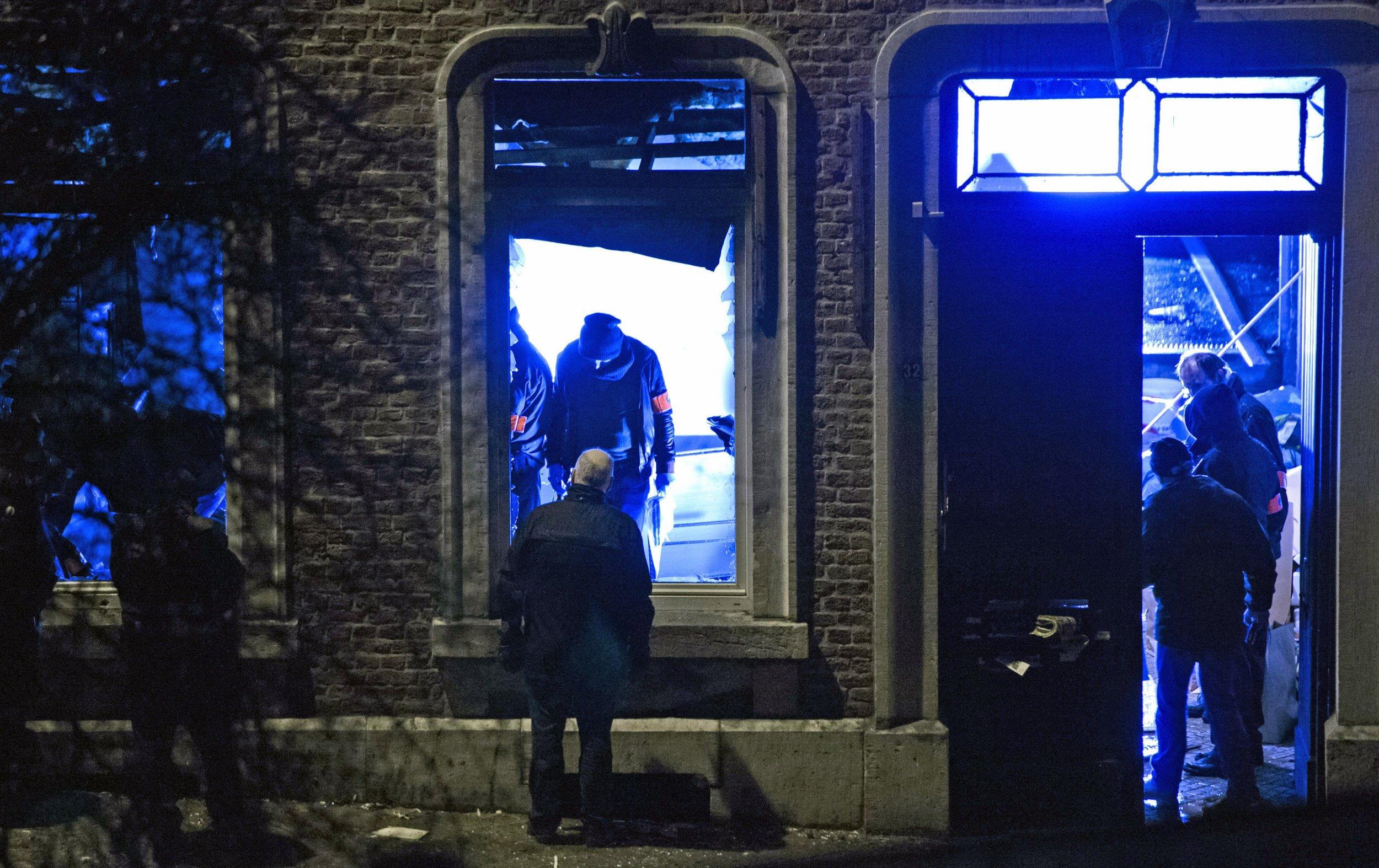 Verviers raid