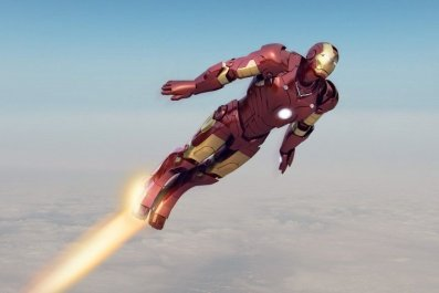 spacex iron man costume spacesuit astronaut