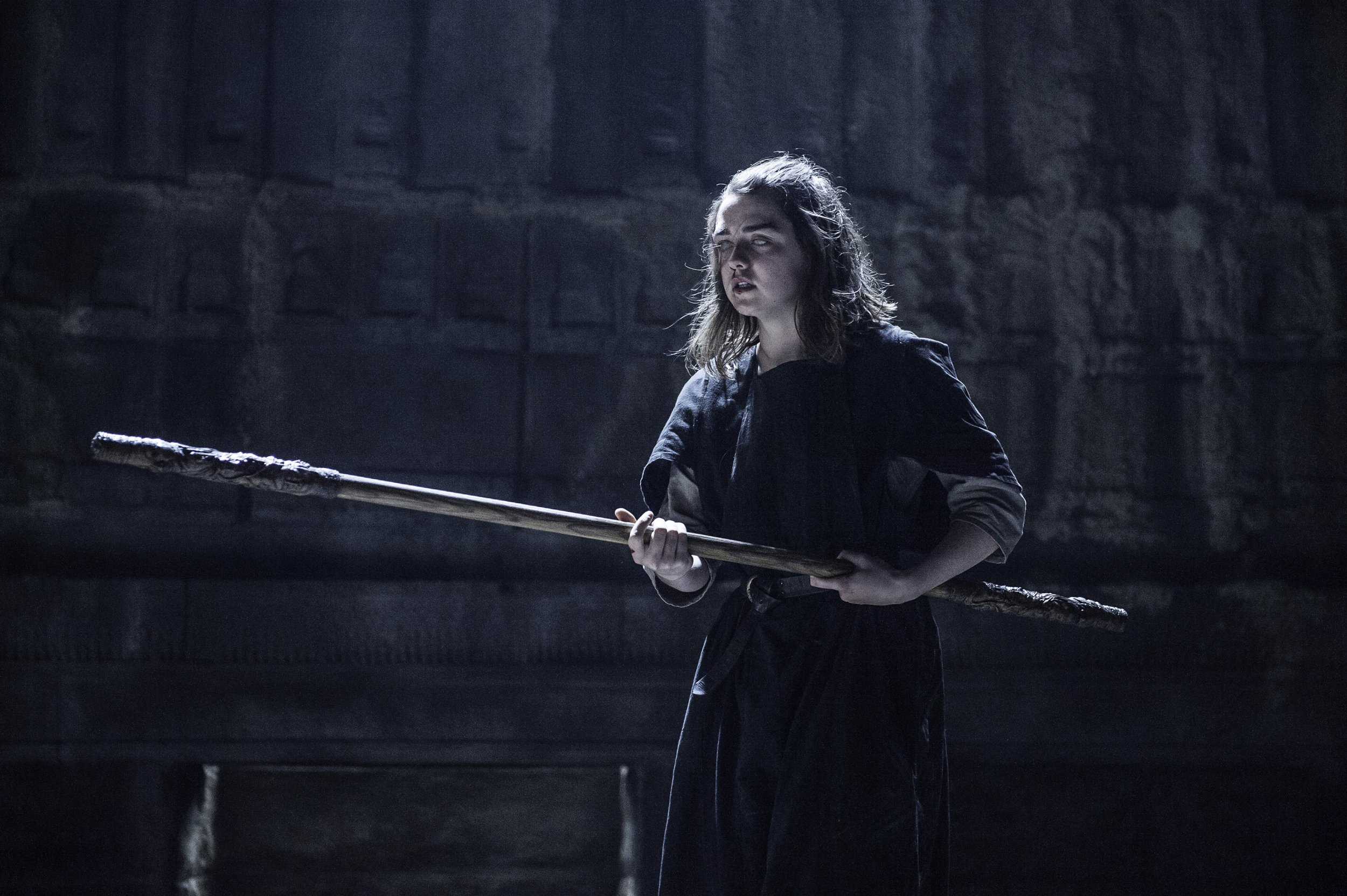 Arya Stark in Game of Thrones Oathbreaker