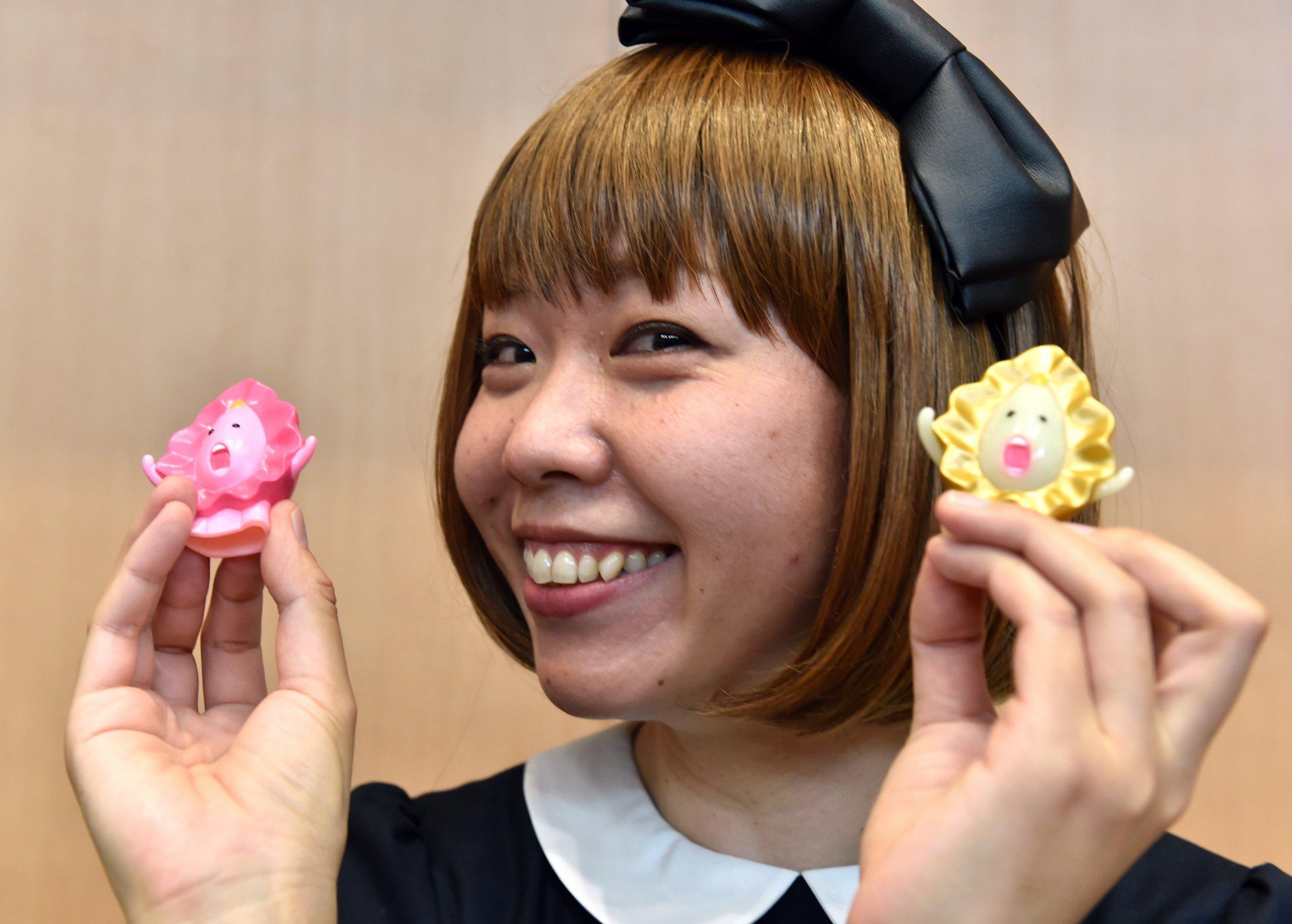 Japanese artist Megumi Igarashi.