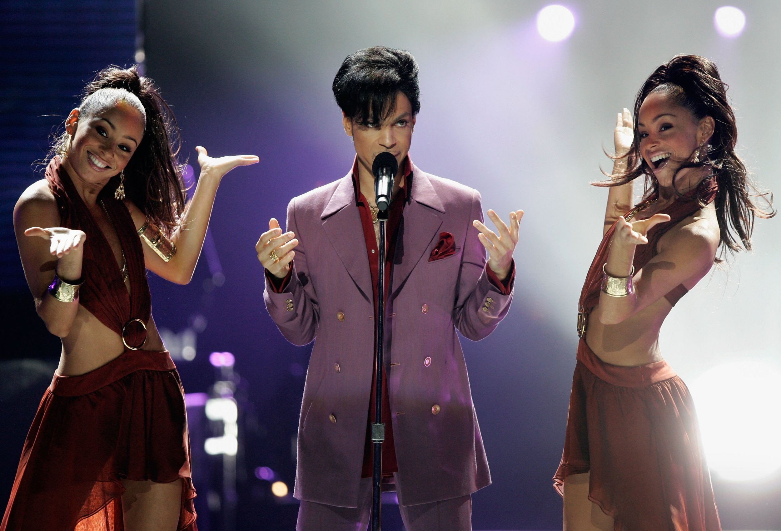 Image result for prince on american idol