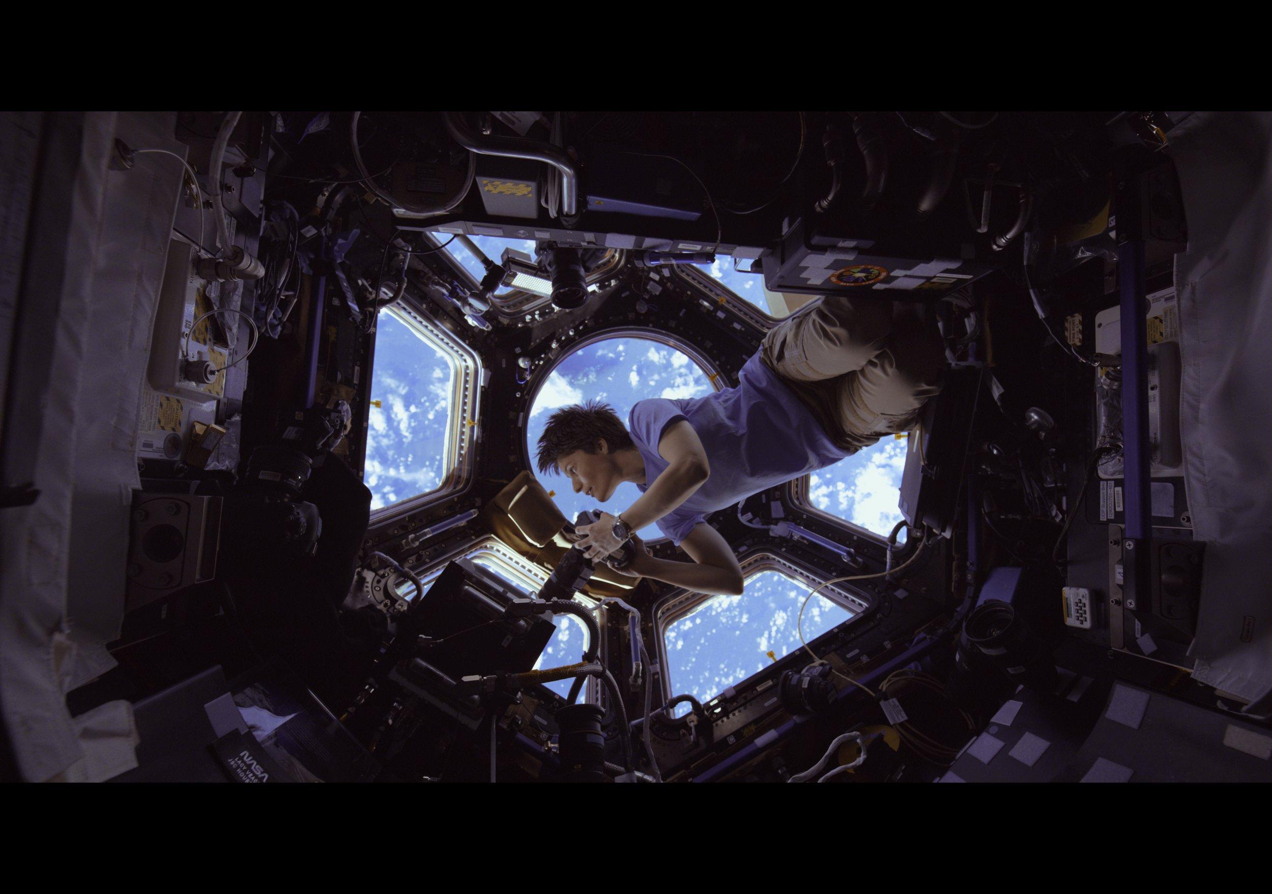 5-10-16 A Beautiful Planet Samantha Cristoforetti