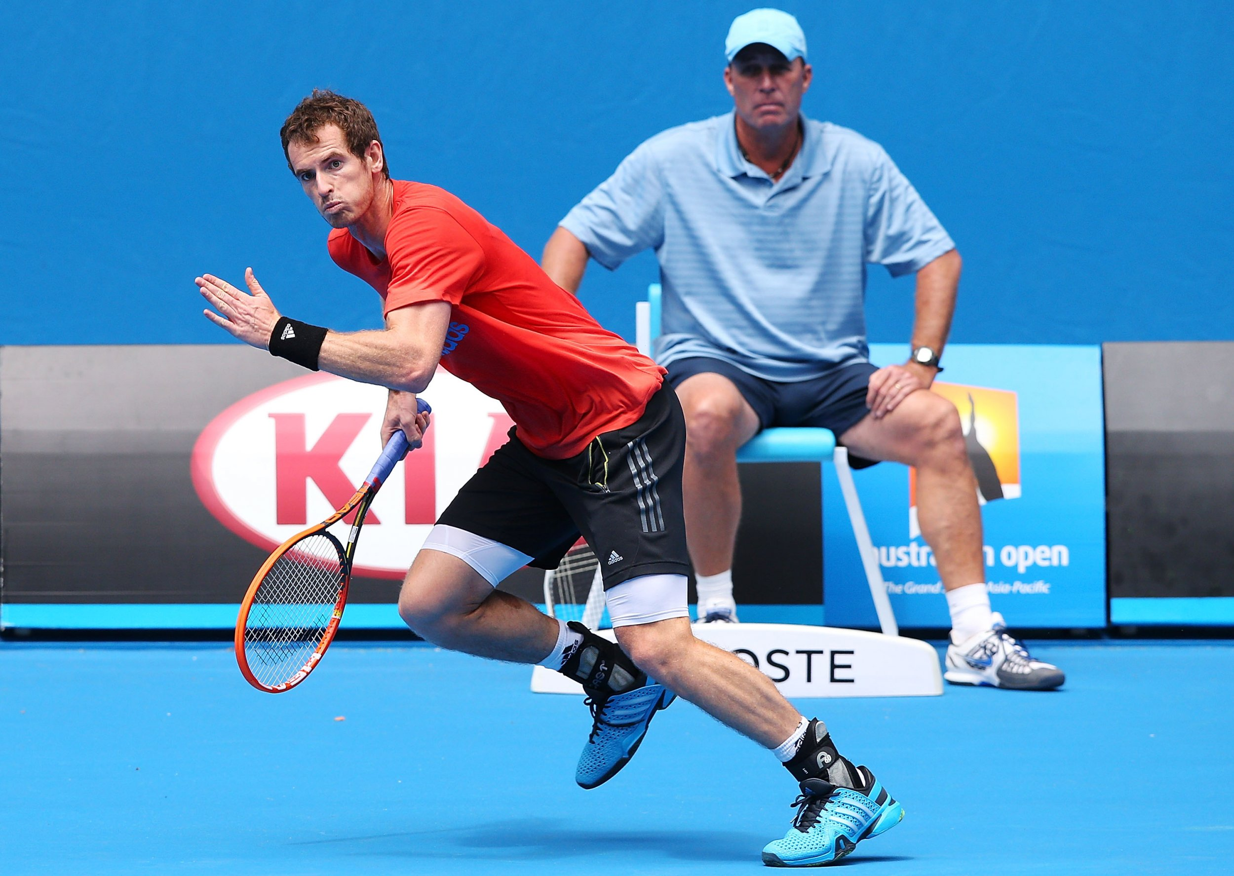 Could Andy Murray Reunite With His Former Coach Ivan Lendl