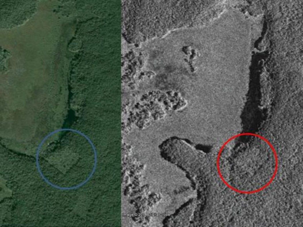 lost mayan city discovered