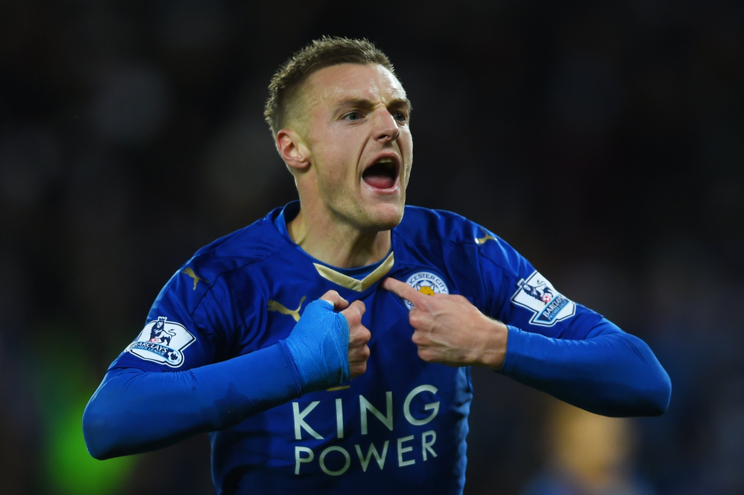 Will Money Lure Jamie Vardy Away From Leicester City