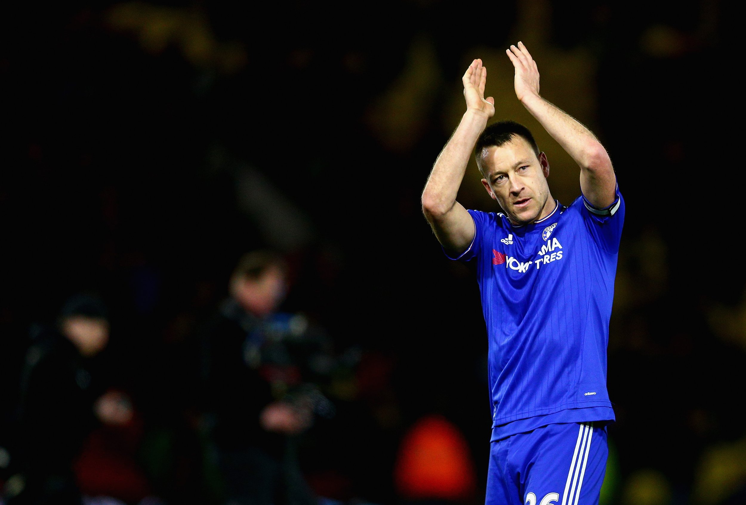 John Terry To Enter Talks With Chelsea Over Future