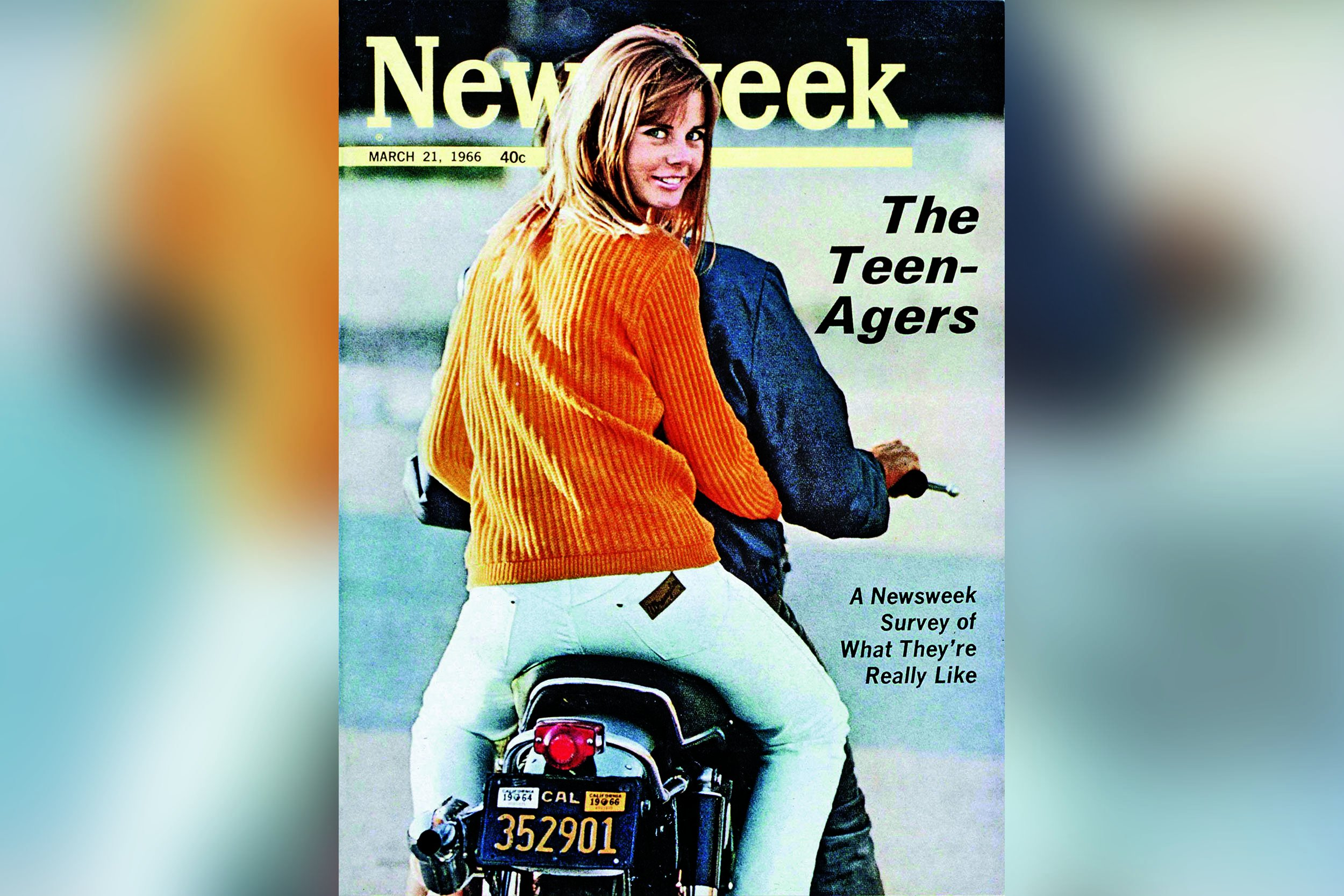 Jan Smithers Nude newsweek staffers remember the 1966 cover story on teens