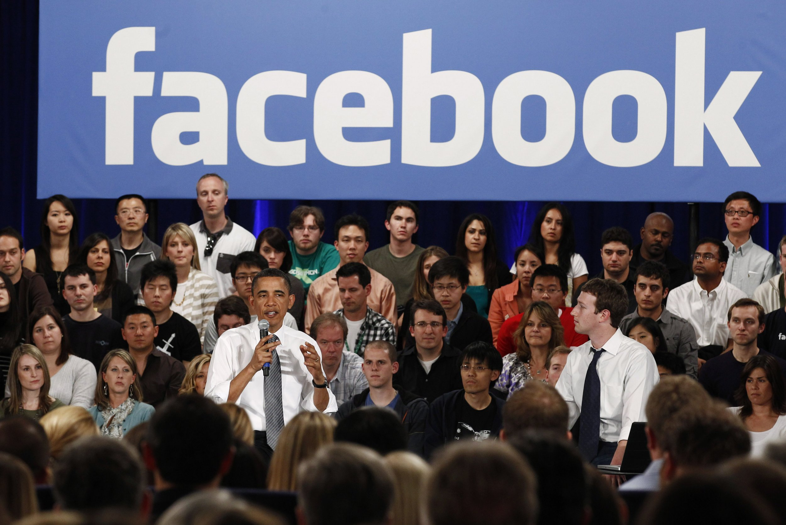 Facebook It: Is Facebook—and Zuckerberg—Liberal Or Conservative? It's
