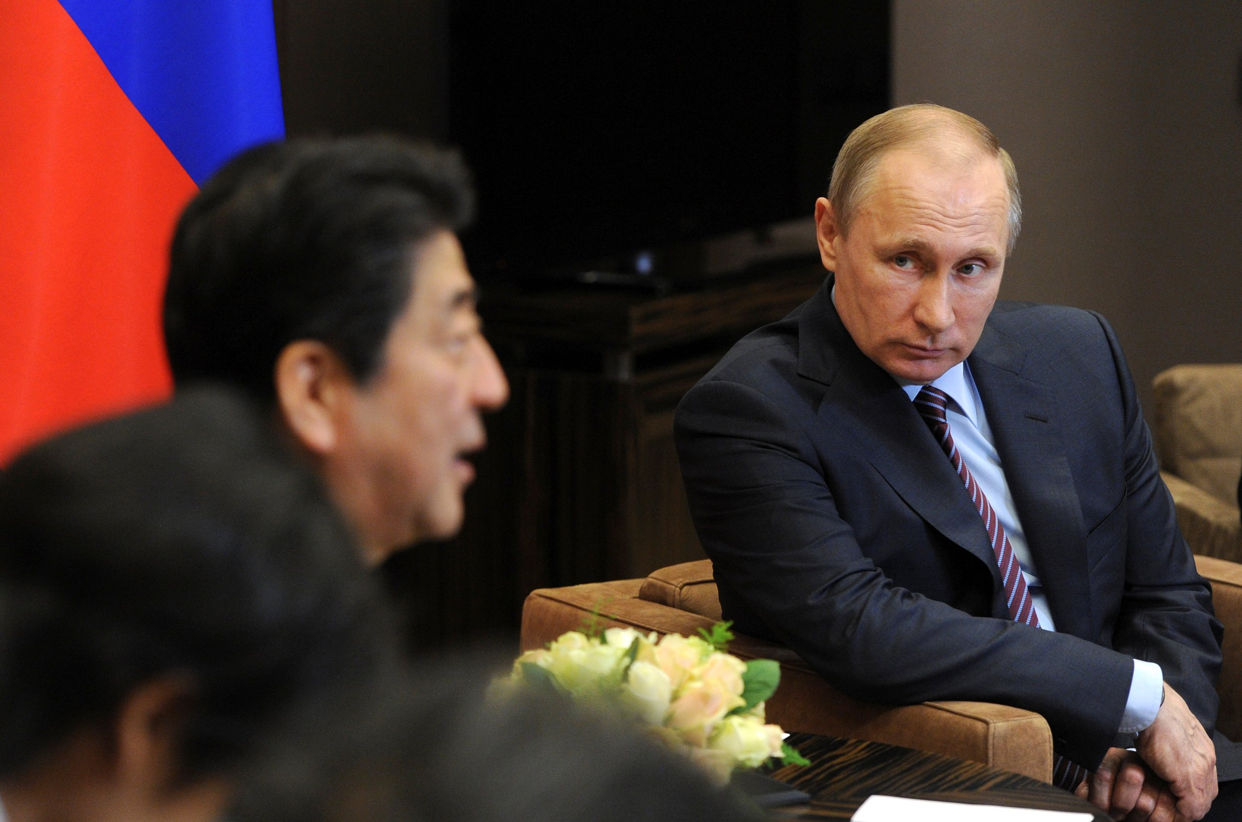 japan will not compromise on territory dispute with