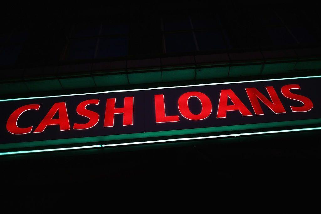 Cash loans shop