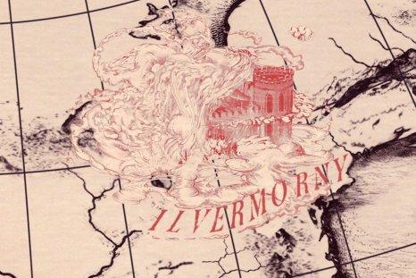 Harry Potter Ilvermorny magic school