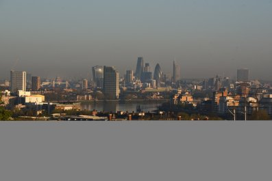 Air pollution in London