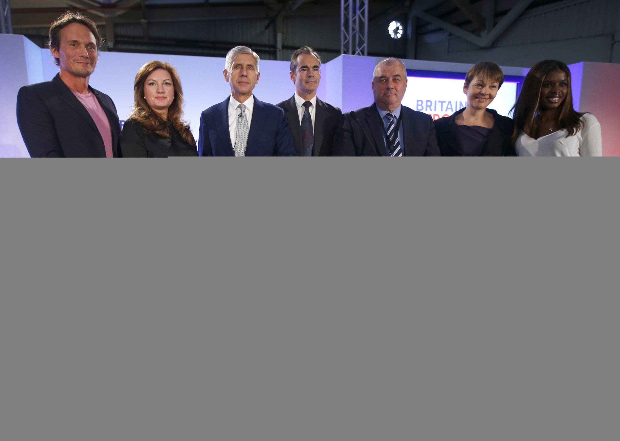 Britain Stronger in Europe Organizers