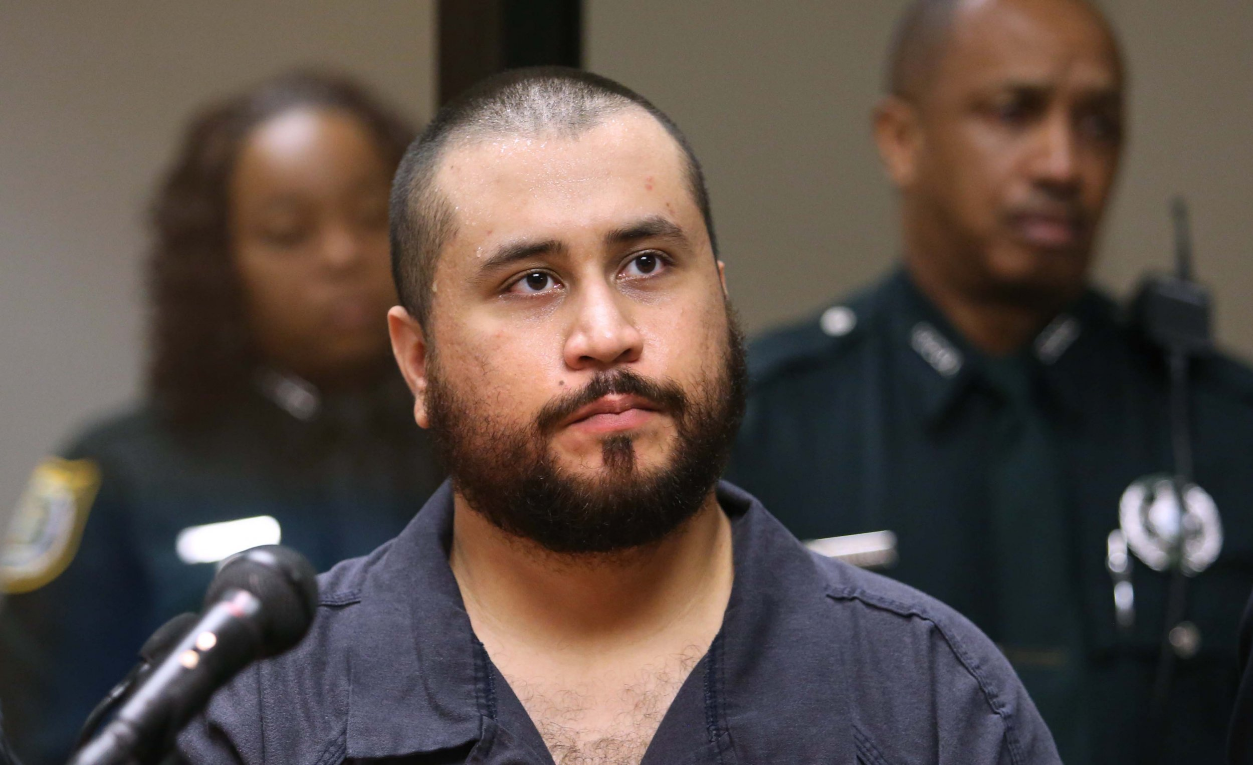 George zimmerman celebrity fight