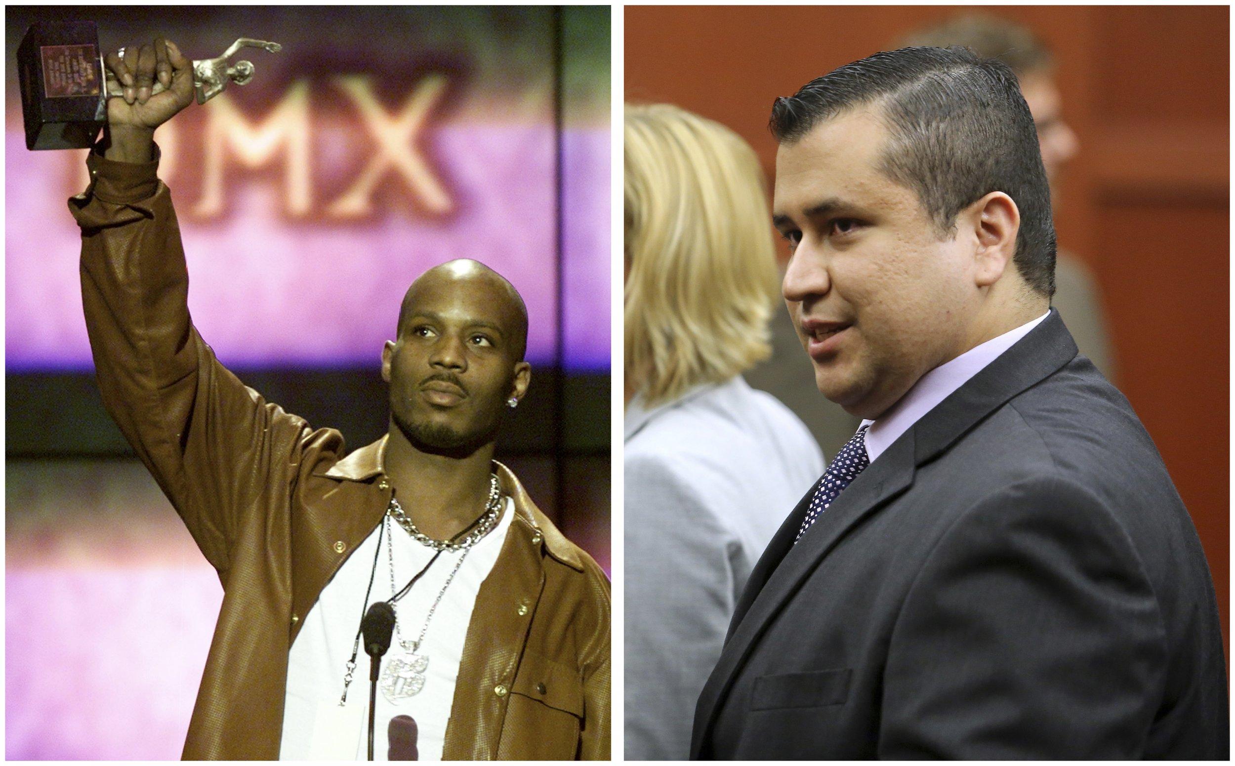 Trayvon martin celebrity supporters
