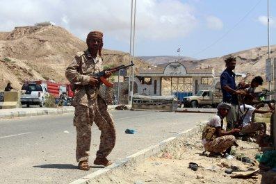 Yemen ISIS Al-Qaeda
