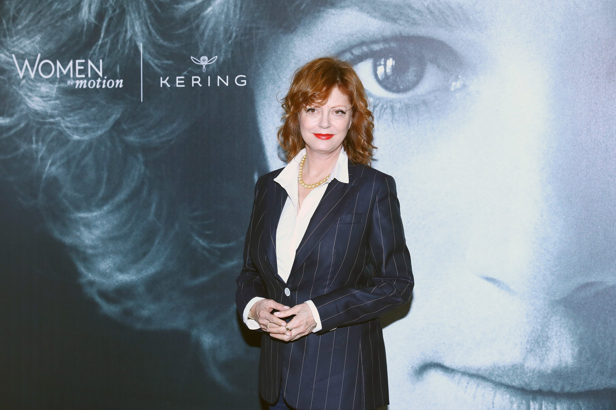 Susan Sarandon in Cannes