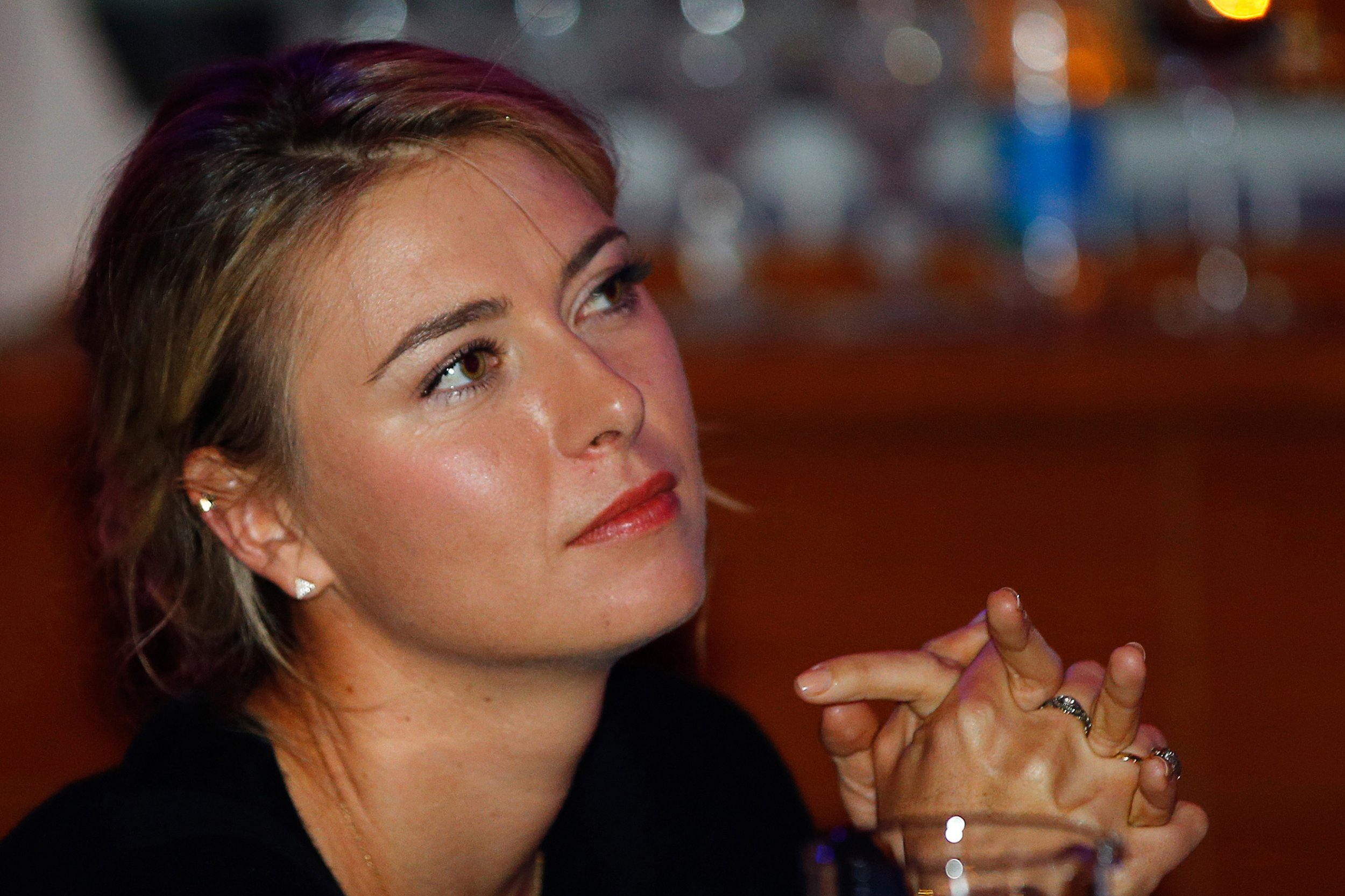Maria Sharapova Could Tennis Star Play Wimbledon